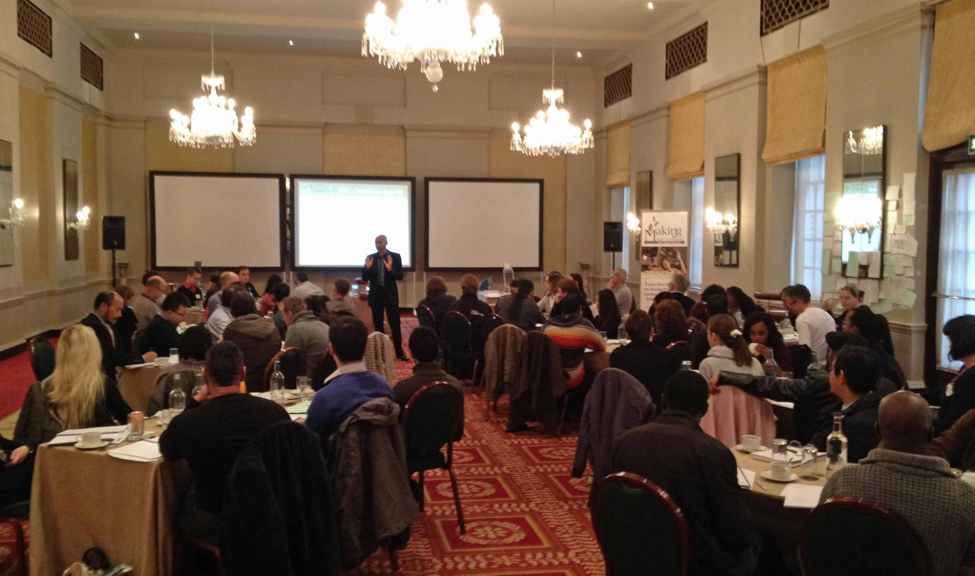 Martin Roberts - Property Training Seminar