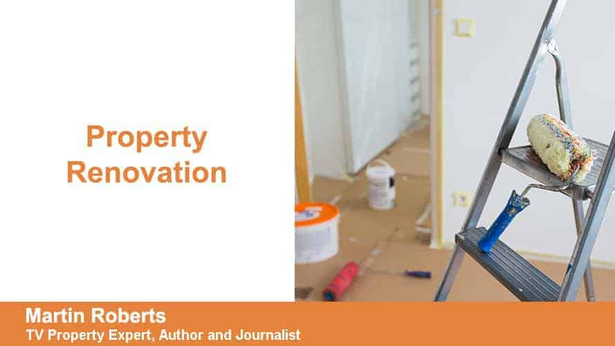Martin Roberts - Property Renovation