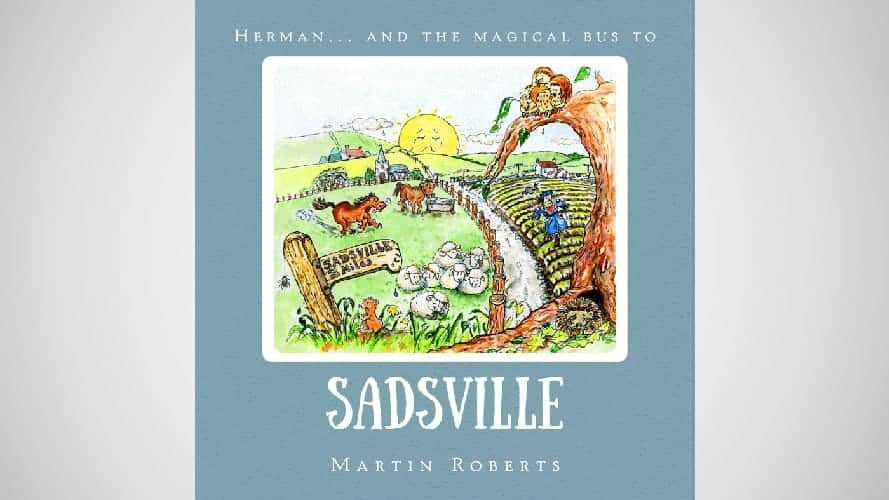 Sadsville Childrens Book