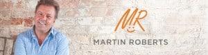 Martin Roberts - Banner