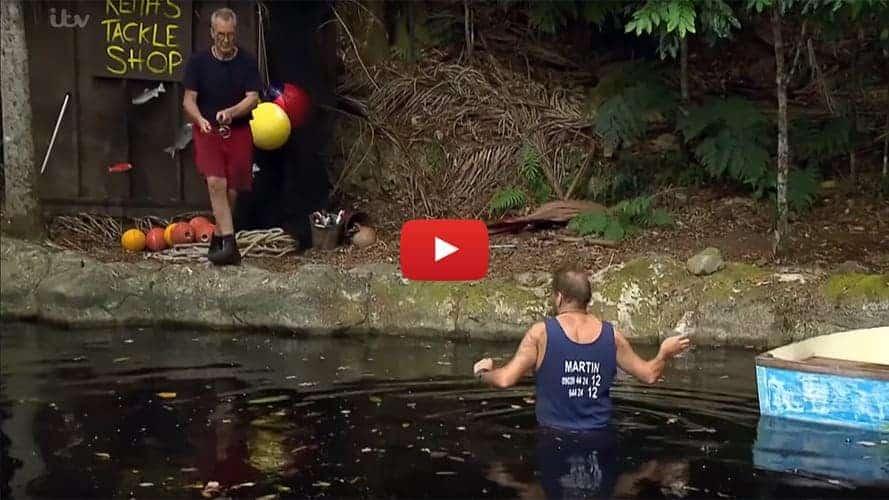 Martin Roberts Goes Fishing