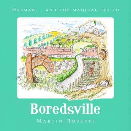 Boredsville Book