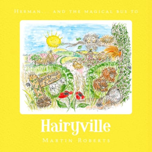 Hairyville Book