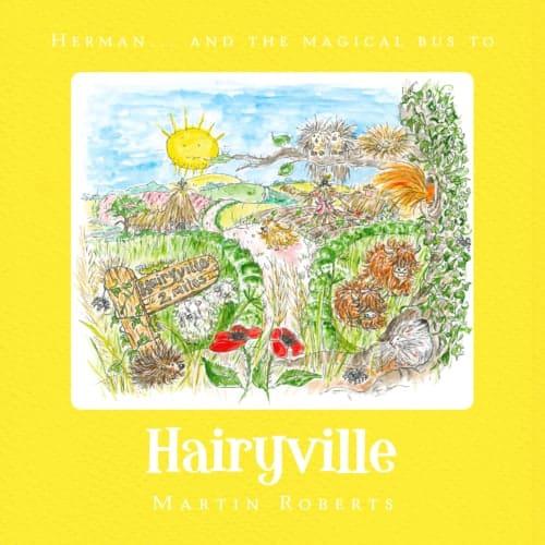 Hairyville Book