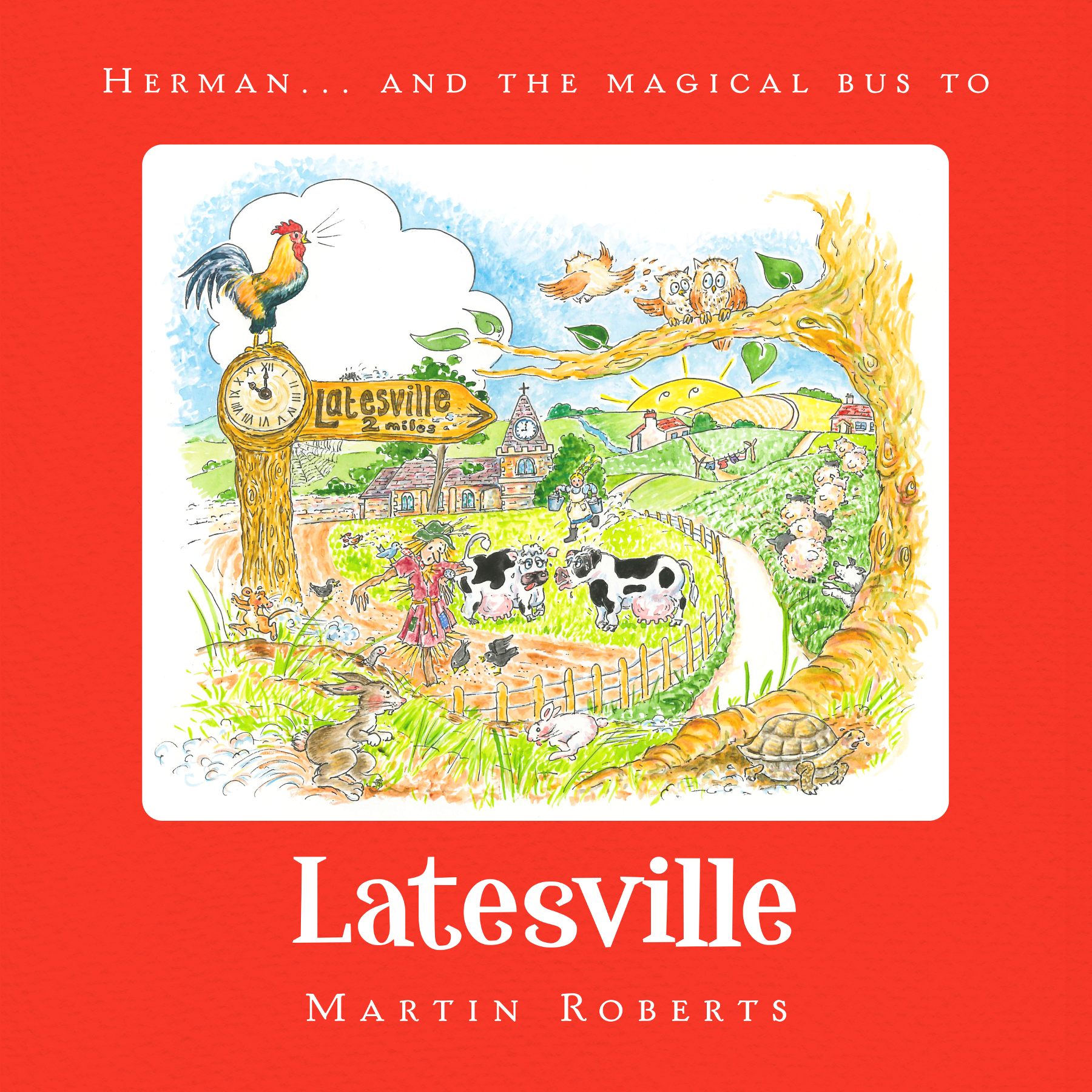 Latesville Book