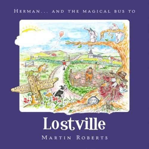 Lostville Book